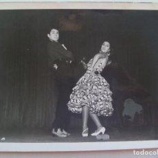 Fotos de Cantantes: FOTO ORIGINAL DEL BAILAO FLAMENCO PEPE MARCHENA. DE ALCAYNA, BARCELONA . 13 X 18 CM. Lote 147756546
