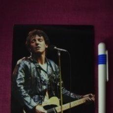 Fotos de Cantantes: POSTAL AÑOS 80 BRUCE SPRINGSTEEN. Lote 147777105