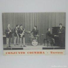 Fotos de Cantantes: CONJUNTO COIMBRA TARRASA 14,5 X 10 CM.. Lote 147851046