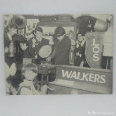 Fotos de Cantantes: LOS WALKERS 14 X 10,5 CM.. Lote 147851366
