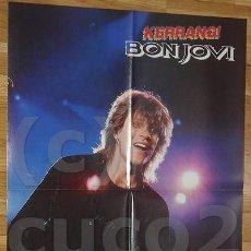 Fotos de Cantantes: POSTER,BON,JOVI,POP,ROCK,90´S. Lote 148198674