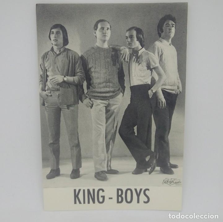 King - Boys 15 x 10,5 cm. - 149472249