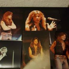 Fotos de Cantantes: BON JOVI. FOTOGRAFÍAS ORIGINALES. JON BON JOVI. Lote 150274072