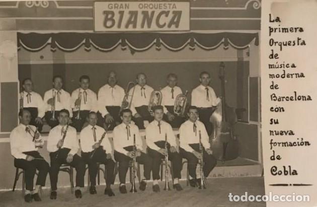 Gran Orquesta Bianca. Barcelona 14x9 cm - 149273998