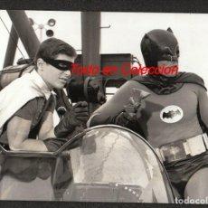 Fotos de Cantantes: BATMAN: FOTO ORIGINAL DE EPOCA- CINE- PIEZA DE COLECCION- BEATLES- VEALA. Lote 152141942