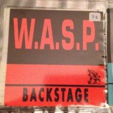 Fotos de Cantantes: WASP. PASE BACKSTAGE. Lote 210549255