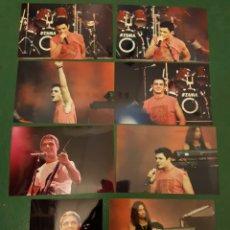Fotos de Cantantes: ALEJANDRO SANZ. FOTOGRAFÍAS ORIGINALES. Lote 152522885