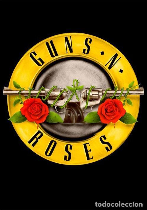 GUNS N' ROSES (POSTER) (Música - Fotos y Postales de Cantantes)
