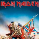 Fotos de Cantantes: IRON MAIDEN- THE TROOPER (POSTER). Lote 153373266