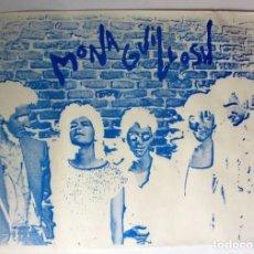 Fotos de Cantantes: MONAGUILLOSH GRUPO DE LA MOVIDA MADRILEÑA (1977/83). CARTEL ORIGINAL PROMOCIONAL.. Lote 197485596