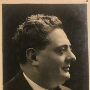 Juan Espantaleón. Teatro cómico. Fotografía / Tarjeta postal original.