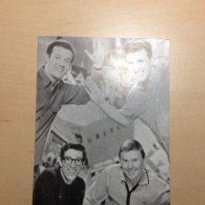 Fotos de Cantantes: THE SHADOWS - POSTAL PROMO ORIGINAL AÑOS 60. Lote 154545340