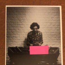 Fotos de Cantantes: DINO DEL MONTE NAHOR. FOTOGRAFÍA PROMOCIONAL GRABACIONES ACCIDENTALES (AÑOS 80). . Lote 154720930