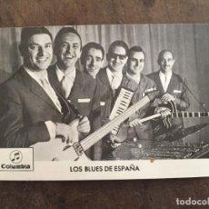 Fotos de Cantantes: LOS BLUES DE ESPAÑA. Lote 155650942
