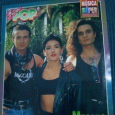 Fotos de Cantantes: SUPER POP SUPER BIOGRAFIAS MECANO Nº 7. Lote 155690178