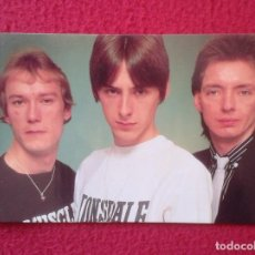 Fotos de Cantantes: POSTAL POST CARD CARTE POSTALE MÚSICA MUSIC GRUPO MUSICAL GROUP BANDA BAND THE JAM PAUL WELLER...VER. Lote 155793342
