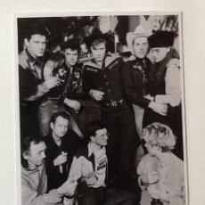 Fotos de Cantantes: THE MEKONS, POSTAL PROMOCIONAL AÑOS 80. Lote 156660438