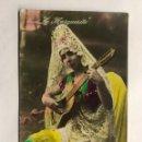 Fotos de Cantantes: POSTAL. CUPLETISTA. TRINI LA MARQUESITA. ESPAÑA (A.1921). Lote 157864086