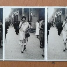 Fotos de Cantantes: FOTOS CANTANTE DE OPERA LAURA CERVERA ALMACENES JORBA BARCELONA 1929 EXPOSICION UNIVERSAL. Lote 158026646