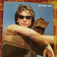 Fotos de Cantantes: PÓSTER JON BON JOVI. Lote 159528510