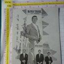 Fotos de Cantantes: FOTO POSTAL DE MÚSICA. MANOLO TABARES Y GUITARRAS. CON AUTÓGRAFO DEDICATORIA. 104. Lote 159811542