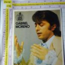 Fotos de Cantantes: FOTO POSTAL DE MÚSICA. 1975. FLAMENCO. GABRIEL MORENO. 111. Lote 159812078