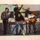 Fotos de Cantantes: MÚSICA. LOS HURACANES. POSTAL DISCOGRÁFICA. EDITA : ED. ORTIN ROYO (H.1960?). Lote 159919356