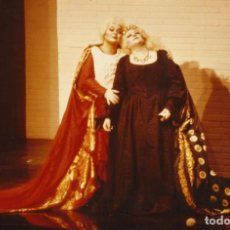 Fotos de Cantantes: MONTSERRAT CABALLÉ. FOTOGRAFÍA SEMIRAMIDE. AIX EN PROVENCE. 1980.. Lote 160472618