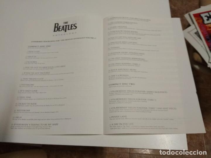 Fotos de Cantantes: BEATLES FOTOS Y COMUNICADO DE PRENSA ANTHOLOGY EN INGLES Y ESPAÑOL - Foto 7 - 161301894