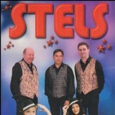 Foto di Cantanti: POSTAL GRUPO MUSICAL STELS - SIN CIRCULAR. Lote 162980734