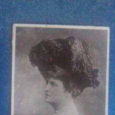 Fotos de Cantantes: MADAME FANNY MOODY (CANTANTE DE ÓPERA EDUARDIANA). BEAGLES 72. C. 1904. SIN CIRCULAR.. Lote 164204138