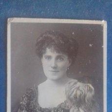 Fotos de Cantantes: MADAME ALICE ESTY (SOPRANO DE LA INGLATERRA EDUARDIANA).BEAGLES 9, C. 1904.. S/C.. Lote 164209446