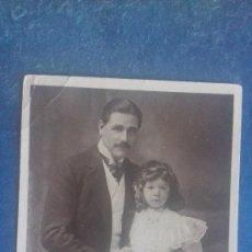Fotos de Cantantes: MR KENNERLEY RUMFORD (BARÍTONO DE LA INGLATERRA EDUARDIANA) & DAUGHTER. BEAGLES 176 F. C.1905. S/C.. Lote 164211442