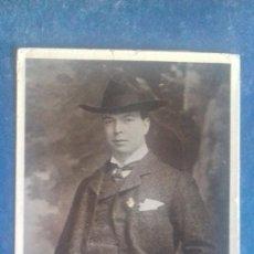 Fotos de Cantantes: MR JOHN COATES (TENOR DE LA INGLATERRA EDUARDIANA). BEAGLES 172 SIN CIRCULAR. C. 1905.. Lote 164283178