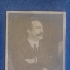 Fotos de Cantantes: JOHANNES WOLFF (VIOLINISTA DE LA INGLATERRA EDUARDIANA). BEAGLES 630 A. SIN CIRCULAR. C. 1905.. Lote 164285242