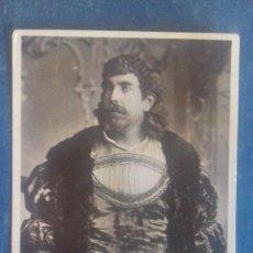 Fotos de Cantantes: MR. JOSEPH O´MARA (CANTANTE DE ÓPERA IRLANDÉS DE LA ÉPOCA EDUARDIANA). BEAGLES 7. S/C. C. 1905.. Lote 164294058