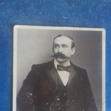 Fotos de Cantantes: MR. ANDREW BLACK (BARÍTONO INGLÉS DE ÉPOCA EDUARDIANA). BEAGLES 7. D. SIN CIRCULAR. C. 1905.. Lote 164624630