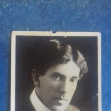 Fotos de Cantantes: MR. BROMLEY BOOTH (VIOLINISTA DE ÉPOCA EDUARDIANA) BEAGLES, 7 L. SIN CIRCULAR. C. 1905.. Lote 164629846