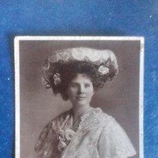 Fotos de Cantantes: MISS EVANGELINE FLORENCE (SOPRANO DE LA ÉPOCA EDUARDIANA). BEAGLES, C. 1905. SIN CIRCULAR.. Lote 164753294