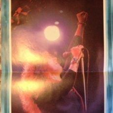 Fotos de Cantantes: WHITESNAKE - POSTER ORIGINAL AÑOS 80 - HEAVY - ACCEPT. Lote 237867255