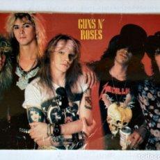 Fotos de Cantantes: POSTAL GUNS N ROSES 1987. Lote 167568102