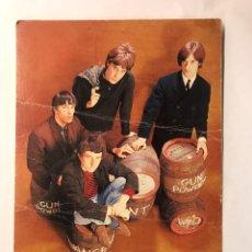 Fotos de Cantantes: CANTANTES. LOS KINKS, POSTAL NO.406 EDITA: POSTAL OSCARCOLOR (H.1960?) ESCRITA. Lote 169766118