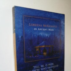 Fotos de Cantantes: LORENNA MC KENNITT AN ANCIENT MUSE 2007 .10 NOTECARDS FOTO POSTALES PACK .RARO LIMITED.. Lote 169994925