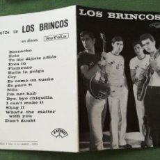 Fotos de Cantantes: LOS BRINCOS FOTOGRAFÍA PROMOCIONAL . Lote 171274360