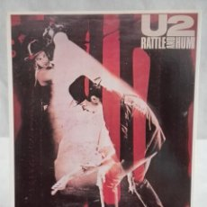 Fotos de Cantantes: POSTAL U2 PORTADA DEL DISCO RATTLE AN HUM. Lote 171631435