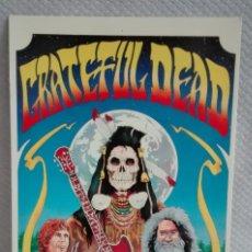 Fotos de Cantantes: POSTAL DE GRATEFUL DEAD 1989, IMPRESA EN MANCHERTER. Lote 171632854