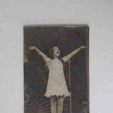 Fotos de Cantantes: FOTOGRAFIA DE MASSIEL EN EL FESTIVAL DE EUROVISION 1968. Lote 171680994