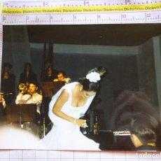 Fotos de Cantantes: FOTO FOTOGRAFÍA DE LA CANTANTE. ISABEL PANTOJA. COPLA FOLKLORE FOLKLÓRICA. 141. Lote 172537492