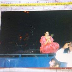 Fotos de Cantantes: FOTO FOTOGRAFÍA DE LA CANTANTE. ISABEL PANTOJA. COPLA FOLKLORE FOLKLÓRICA. 145. Lote 172538679