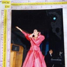 Fotos de Cantantes: FOTO FOTOGRAFÍA DE LA CANTANTE. ISABEL PANTOJA. COPLA FOLKLORE FOLKLÓRICA. 150. Lote 172539340